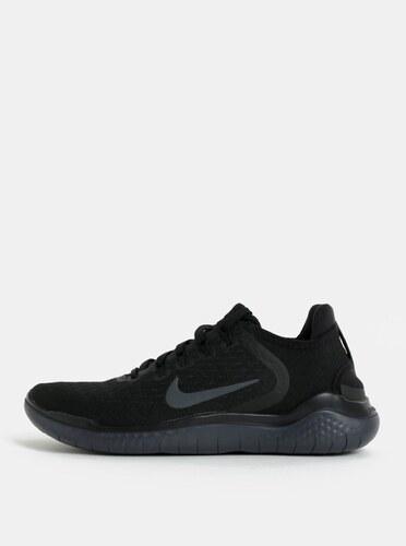 f42317c8ef1b6 Čierne dámske tenisky Nike Free RN 2018 - Glami.sk