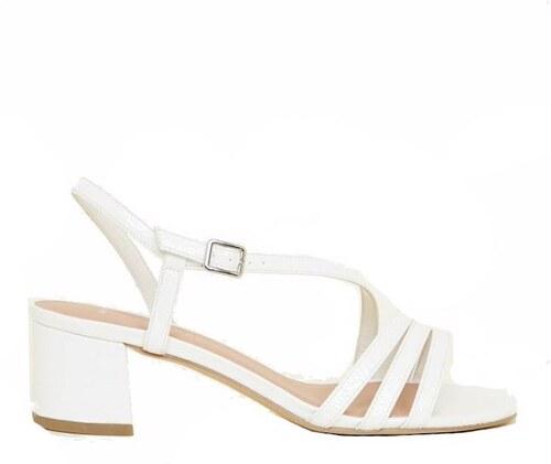adedbf9d3c077 NEW LOOK Sandále pre širšie chodidlo na nízkom podpätku - Glami.sk