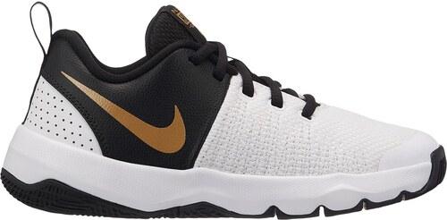 f772a4b05481e Detské basketbalové tenisky Nike Team Hustle Low Trainers Junior Boys