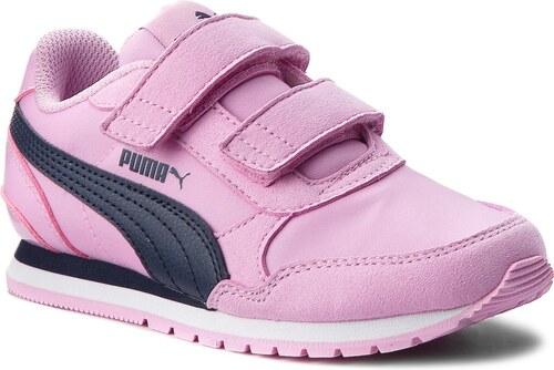 c389ce2515d3d Sneakersy PUMA - St Runner V2 Nl V Ps 365294 07 Orchid/Peacoat ...