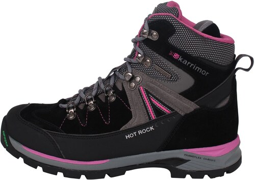 09d5901415b9e Dámska zimná obuv Karrimor Hot Rock Ladies Walking Boots - Glami.sk