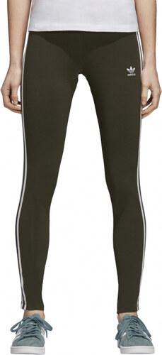 aded065fa Legíny adidas Originals 3 STR TIGHT (Zelená) - Glami.sk