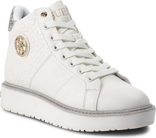 aeecadd2bdff2 Sneakersy GUESS - FLDBY3 PEL12 WHITE - Glami.sk