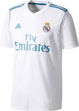38dcd77c6bb0a adidas Real Madrid detský futbalový dres 17/18 home - Glami.sk