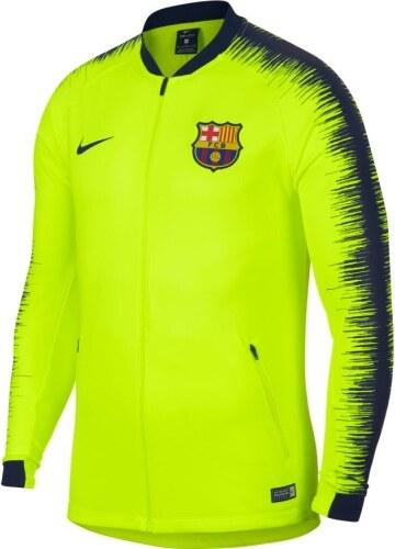 c167bc6a12aef Nike FC Barcelona pánska bunda 18 anthem volt - Glami.sk