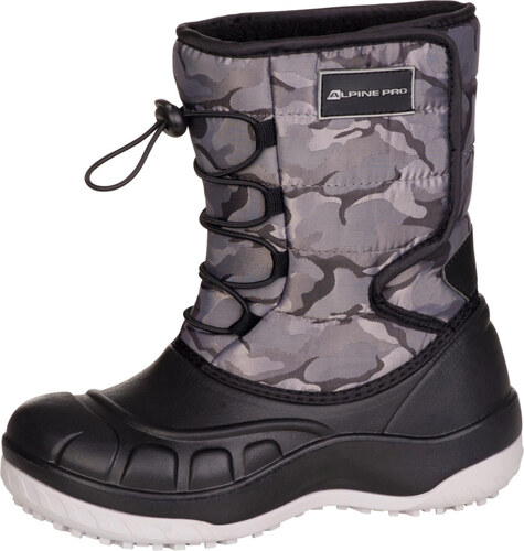 65fddc90e2070 ALPINE PRO AMARO Detská zimná obuv KBTM175779 tmavo šedá 24 - Glami.sk