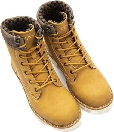 14709d1c4e3dd Gas Pánska zimná obuv GAM821035_01 / tan - Glami.sk