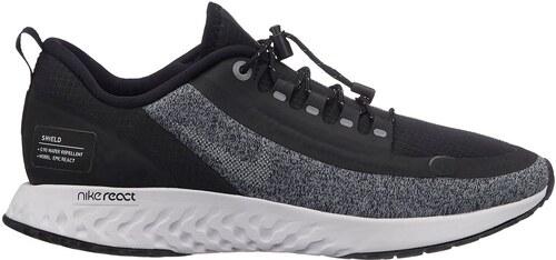 taniej przystępna cena kody promocyjne Nike Epic React Shield Junior Boys Running Shoes Black ...