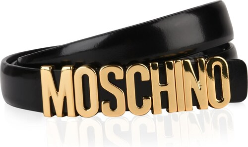 b33c09466 Opasok Moschino Small Logo Belt - Glami.sk