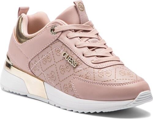 5a399f8b04b05 Sneakersy GUESS - Marlyn FL5MRL FAL12 BLUSH - Glami.sk