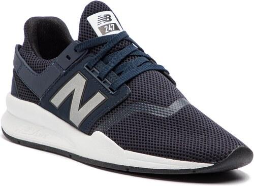 37f5486f535e7 Sneakersy NEW BALANCE - MS247FD Tmavo modrá - Glami.sk