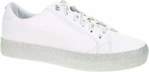 544233ad9 Dámská obuv Tommy Hilfiger FW0FW03962 white FW0FW03962 100 - Glami.sk