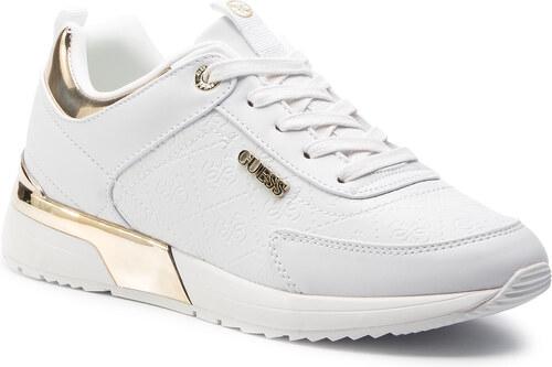 0125f993529fa Sneakersy GUESS - Marlyn FL5MRL FAL12 WHITE - Glami.sk