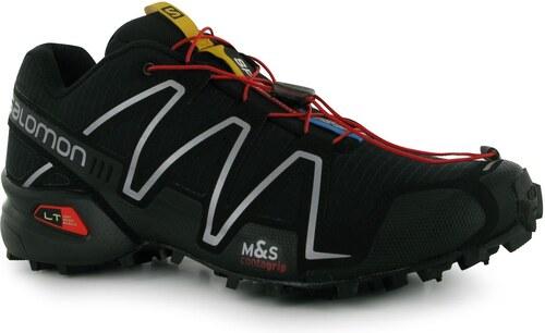 01e0a875f3582 Bežecká obuv Salomon Speedcross 3 Trail pán. čierna - Glami.sk