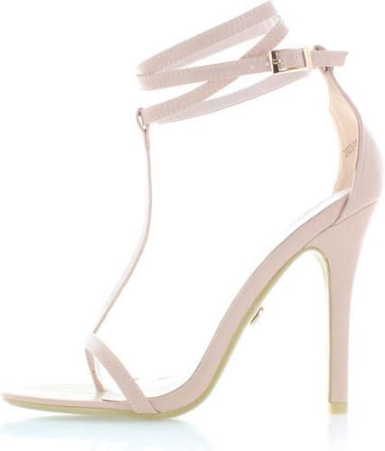 1d85fcb94d2ab United Fashion Béžové sandále Irene - Glami.sk