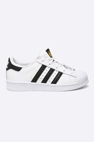 4a9bbd6cb7e42 adidas Originals - Detské topánky Superstar Foundation - Glami.sk