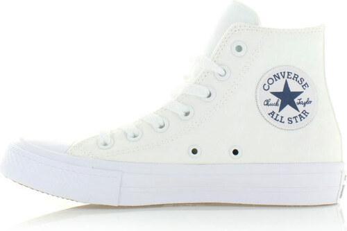 d82fff52931fe Pánske biele vysoké tenisky Converse Chuck Taylor All Star II - Glami.sk