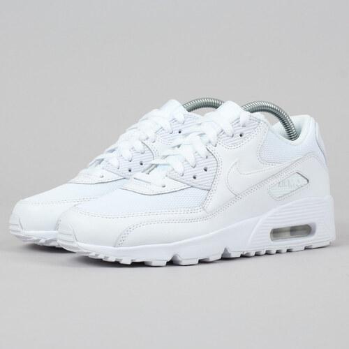 27e4d15a5f809 Nike Air Max 90 Mesh (GS) white / white - Glami.sk