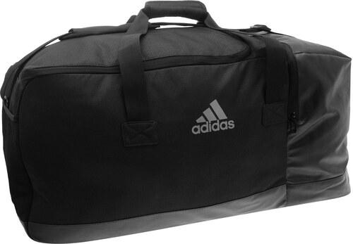 dad4bcb2c2bd9 Cestovná taška adidas 3 Stripe Teambag čierna - Glami.sk