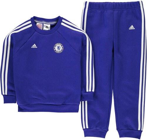 d83ebeeeb182b Tepláková súprava adidas Chelsea Football Club Tracksuit Infant Boys ...