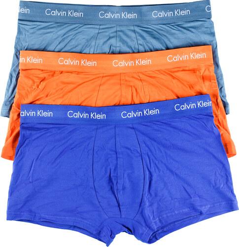 d68693ff0 Calvin Klein farebné boxerky 3 Pack Low Rise Trunks - Glami.sk