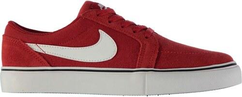 46efdb09e3cff Skate tenisky Nike Satire II det. červená/biela - Glami.sk