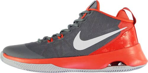 new concept 5997b b18ef basketbalové boty boty Nike Air Max Finisher pánské Grey Wht Orange