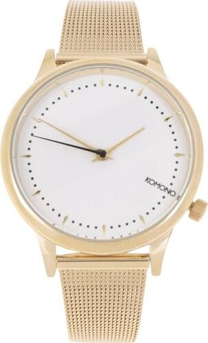 35c1879ea Dámske hodinky v zlatej farbe Komono Estelle Royale - Glami.sk