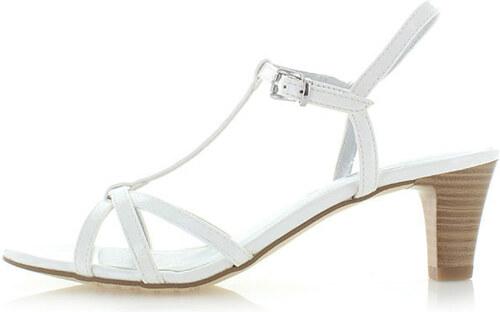 4b7015f6d Biele sandále Tamaris 28329 - Glami.sk