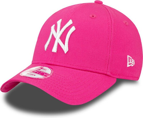 6602f7644 Šiltovka New Era 9Forty Essential NY Yankees Pink White - Glami.sk