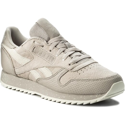 685eb96d7d53b Topánky Reebok - Classic Leather Ripple SM BS9725 Sand Stone/Chalk -  Glami.sk