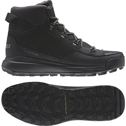f0167cd41 Pánske zimné topánky adidas Performance TERREX WINTERPITCH CW CP (Čierna /  Šedá) - Glami.sk