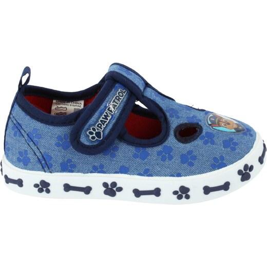 513db7701 Disney by Arnetta Chlapčenské papučky Paw Patrol - modré - Glami.sk
